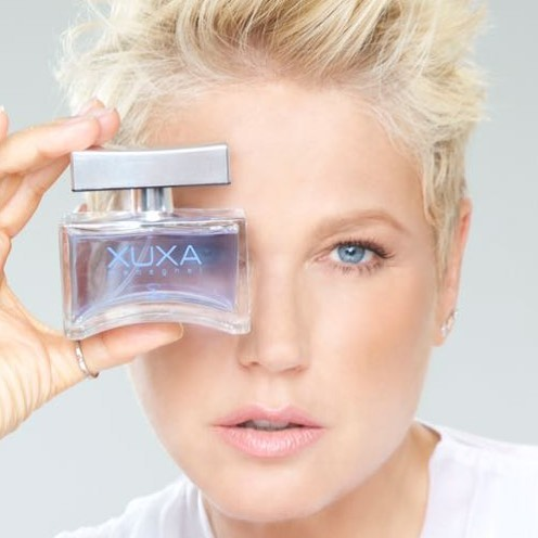 Perfume da Xuxa Jequiti Lançamento
